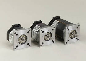 Improve Machine Performance with Kollmorgen's Newly UL Recognized POWERMAX II® Stepper Motors