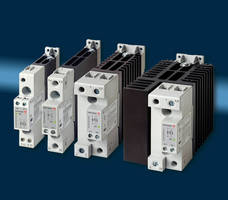 Solid State Relays and Contactors
