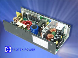 650 Watt Medical Power Supplies Approved to Ul60601-1 3rd Edition