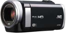 JVC Everio Camcorders Go Wireless with Built-in Wi-Fi