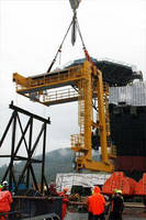 J D Neuhaus Supply Their Largest Ever Crane System