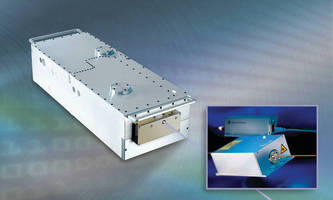 Spectra-Physics® New Industrial DPSS Lasers Span UV to IR, High Power to Compact