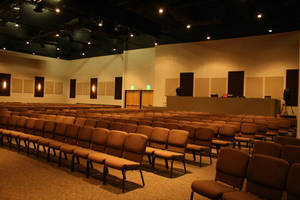 Auralex Helps Increase Speech Intelligibility at New Life Community Church