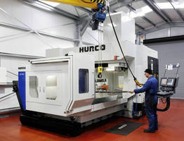 Large Machining Centre Differentiates Subcontractor from Its Competitors