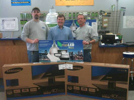 Elliot Electrical Supply and Scott Electric Win MaxLite's Tri-Season Gondola Sweepstakes