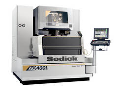 Sodick to Feature High Technology at Mfg4 in Booth #1303