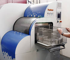 Aqueous Cleaning Systems from Turbex