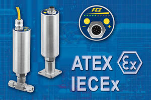 FS10A Flow Switch/Monitor Receives Zone 2 ATEX, IECEx Approvals