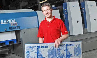 Leyprint Targets Double-Digit Growth with Rapida 105