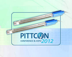 Sensorex to Exhibit New pH/ORP Electrode Series with Polycarbonate Body at Pittcon 2012