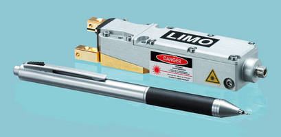 Compact, Powerful and Creative: The Little Mite with Radiant Charisma L-Mount: 60 Watts of Power for 200 µm Fiber