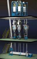 K-Tron Exhibits Material Handling and Feeding Systems for Primary Resin Production, Compounding, and Extrusion at NPE 2012, April 2-5, Orange County Convention Center, Orlando, FL, Booth 6645, Hall D
