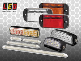 LED Autolamps Sets Out Its Stall with 'Mouth-watering' Exhibits & Demos at the Commercial Vehicle Show 2012