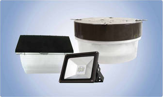 MaxLite Will Expand LED Outdoor Line with Induction and LED Luminaires at Lightfair International 2012