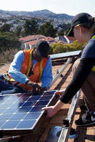 SunPower Partners with GRID Alternatives to Supply High Efficiency Solar Panels for Low-Income Houses in 2012