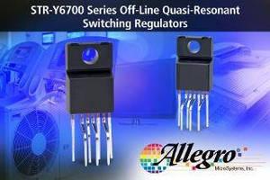 Allegro MicroSystems, Inc. Announces Off-Line Quasi-Resonant Switching Regulators