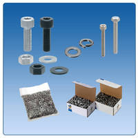 Misumi USA Offers Comprehensive Selection of Hexagon Socket Head Screws, Including Many New Styles and Expanded Range of Sizes