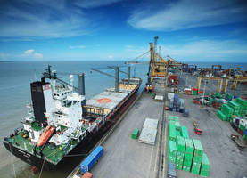 Security and Safety in Indonesia Seaport Assured with Bosch