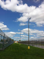 New Lighting Retrofit at State Correctional Facility in Michigan Cuts Parking Lot and Perimeter Security Energy Costs Average 66%; Cuts Lamp Maintenance in Half; White-Light Quality Greatly Improves Visual Acuity