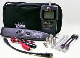 All-In-One Testing Kit Verifies VDV Installations