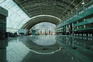 Design Embraces Functionality - Bosch Supplies Public Address and Evacuation System to Major Turkish Airport