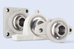 New and Expanded Thermoplastic & Mini Mounted Unit Bearing Series