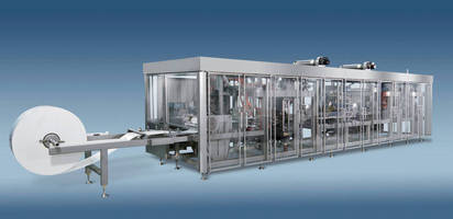 Anuga FoodTec 2012 Bosch Expands Portfolio of Thermoforming Equipment Launch of Thermoforming Clean-Fill Machine