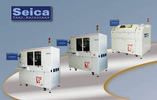 Preview for the Print Media for Seica Inc for the Nepcon Shanghai Show, April 25th to 27th, Booth 1H70