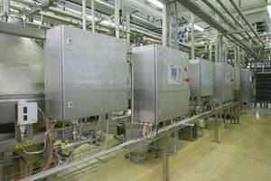 Siemens Technology Improves Efficiency in Milk Processing