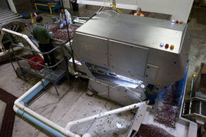 Stemilt Growers Selects Key Technology's Optyx® Sorter for Cherry Packing