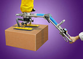 Vacuum Lifter for Cartons Designed for Specific Shipping Boxes