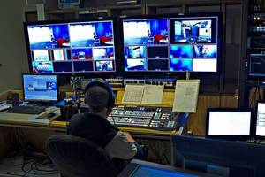 ABS Helps KMVT-TV Update Control Room with Ross Gear