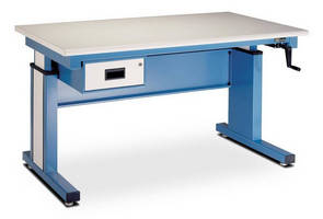 950 Series Workbench/Workstation Offers Superior Ergonomics for Operators