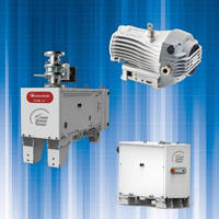 Edwards to Demonstrate Advanced Vacuum Pump Technologies at Achema