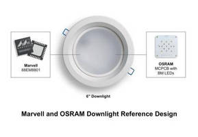 Marvell and Osram Further Adoption of Superior Quality LED Lighting with Turnkey Reference Design