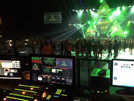 Impulse Creative Group Directs GreenWaves III Multimedia Concert with Broadcast Pix Granite 5000