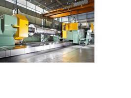 Georg Upgrade of Turbine Rotor Lathe at Siemens