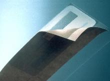 Bonding Tapes mount decorative parts in automotive interiors.