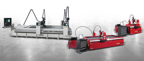 OMAX® Corporation Will Bring Innovative Abrasive Waterjet Technology to IMTS 2012