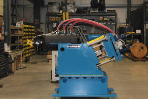 Airam Engineers, Builds and Ships Four Flying Cut-off Presses to Major Customer