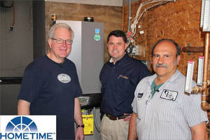 Lochinvar's Fire Tube Knight® Wall Mount Boiler to Be Featured on PBS
