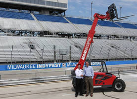 Gehl Becomes the Official Compact Equipment of the Milwaukee IndyFest at the Historic Milwaukee Mile