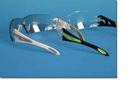 uvex Pheos Safety Spectacles with TPE Compounds from KRAIBURG TPE