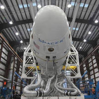 SpaceX Dragon Utilizes Cooper Interconnect Non-Explosive Actuators