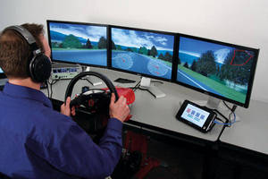 Brüel & Kjær Simulator Drives Magneti Marelli's Automotive Development