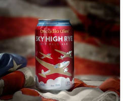 Arcadia Ales Launches Sky High Rye Pale Ale in Rexam Cans