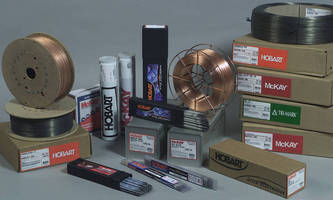 Hobart Brothers to Feature New Filler Metals, Live Demos at FABTECH 2012