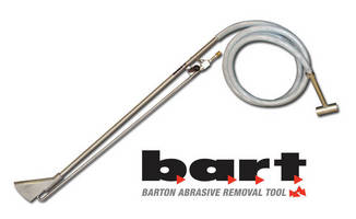 BART® - Barton Abrasive Removal Tool to be Featured at FABTECH 2012