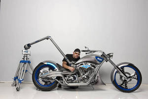 FARO Technologies to Hit the Road for Twelve-City Summer Tour along with Custom, Paul Jr. Designs Motorcycle and a Host of New 3D Measurement Solutions