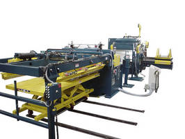 COE Press Equipment Shows Cut-to-Length Line Capability at Fabtech 2012